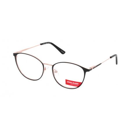 Damskie oprawki do okularów korekcyjnych Solano S 10460 A