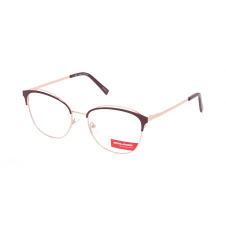 Damskie oprawki do okularów korekcyjnych Solano S 10461 C
