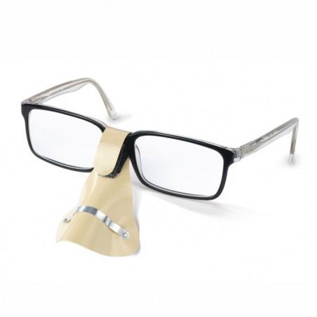 Osłona nosa do okularów korekcyjnych.
