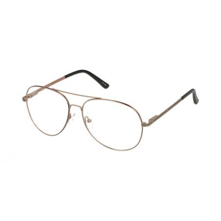 Damskie metalowe oprawki do okularów korekcyjnych Anne Marii AM 10291 A