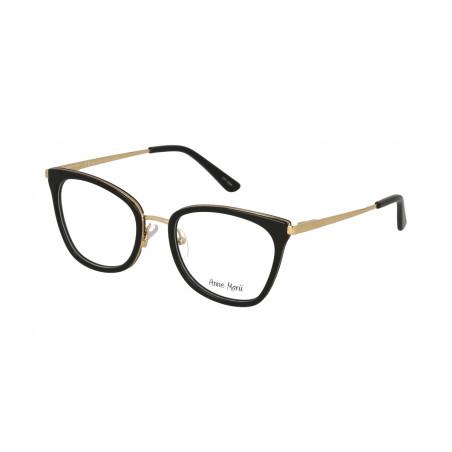 Damskie metalowe oprawki do okularów korekcyjnych Anne Marii AM 10311 A