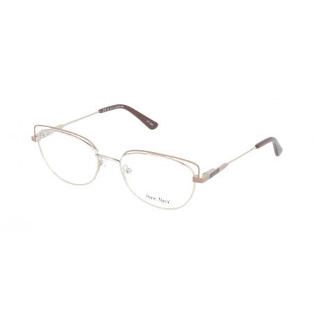 Damskie metalowe oprawki do okularów korekcyjnych Anne Marii AM 10314 A