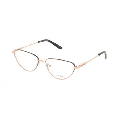 Damskie metalowe oprawki do okularów korekcyjnych Anne Marii AM 10335 A