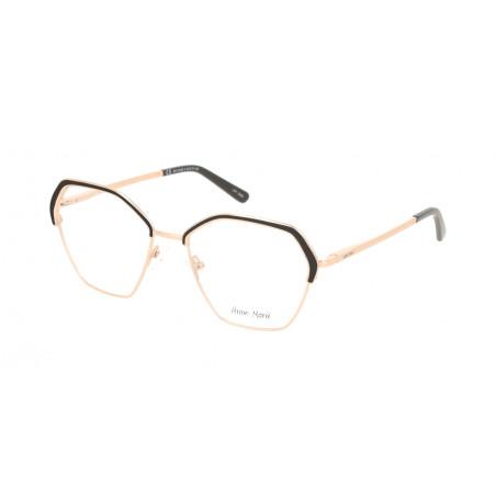 Damskie metalowe oprawki do okularów korekcyjnych Anne Marii AM 10336 A