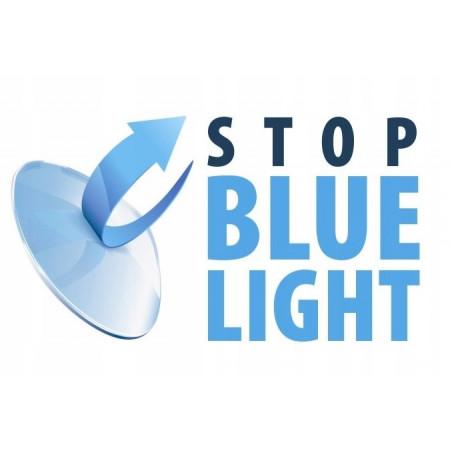 Jzo Izoplast 167 Ideal Max Blue UV Szkła do okularów korekcyjnych z antyrefleksem