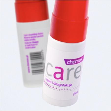 Płyn do czyszczenia okularów Chemax Care