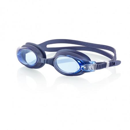 Okulary Centrostyle do pływania z mocą korekcyjną.