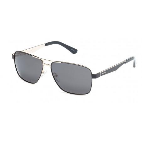 Męskie okulary przeciwsłoneczne z polaryzacją SOLANO SS 10399 B