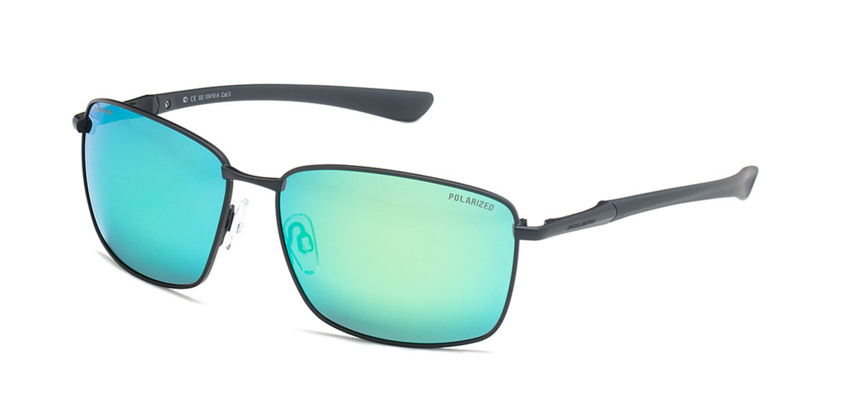 Męskie okulary przeciwsłoneczne z polaryzacją SOLANO SS 10419 A