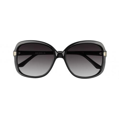 Damskie okulary przeciwsłoneczne z możliwością korekcji Dekoptica SUN m. 48 kolor 0010