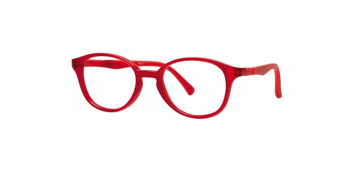 Oprawki do okularów korekcyjnych dla dzieci Active Memory 4-10 lat Czerwony