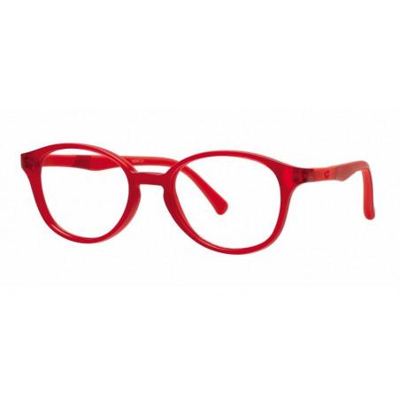 Oprawki do okularów korekcyjnych dla dzieci Active Memory 8-12 lat Czerwony