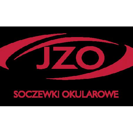 JZO Izoplast 160 SF Szmaragd UV szkła do okularów korekcyjnych do opraw sportowych z antyrefleksem