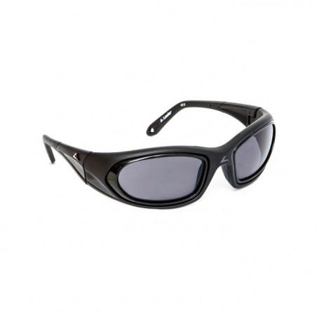 Okulary sportowe z możliwością korekcji LEADER CIRCUIT FLEX czarny matowy