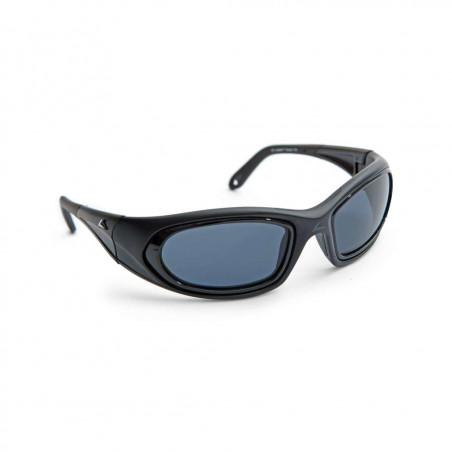 Okulary sportowe z możliwością korekcji LEADER CIRCUIT FLEX XL czarny matowy