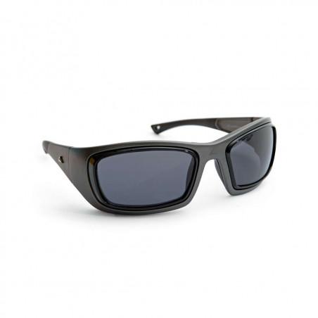 Okulary sportowe z możliwością korekcji LEADER LEGEND grafitowy metaliczny matowy