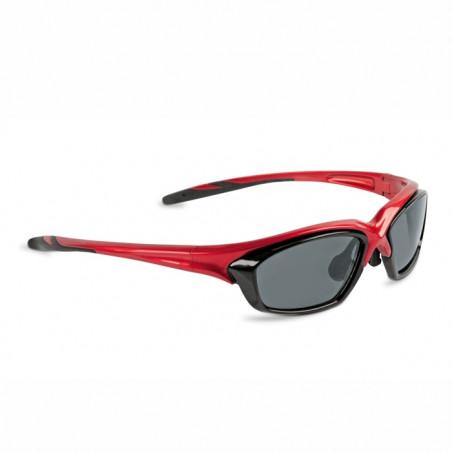 Okulary sportowe z możliwością korekcji LEADER HORIZON czerwony