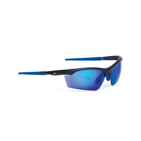 Okulary sportowe z możliwością korekcji LEADER TRACKER czarny matowy