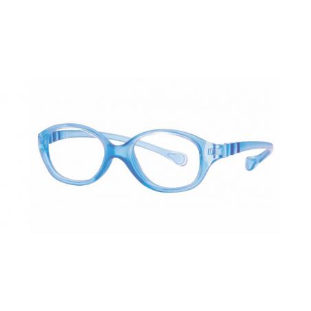 Oprawki do okularów korekcyjnych dla dzieci Active Spring Oval 3-5 lat Jasny niebieski