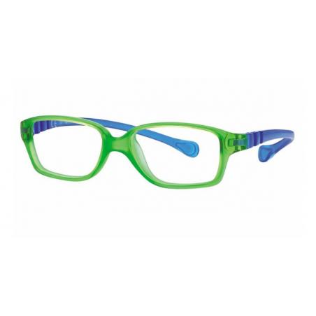 Oprawki do okularów korekcyjnych dla dzieci Active Spring Prostokątny 3-5 lat Zielony/Niebieski