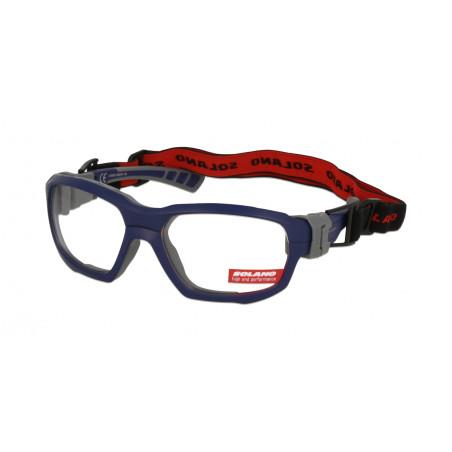 Okulary sportowe do korekcji SOLANO S 30020 A