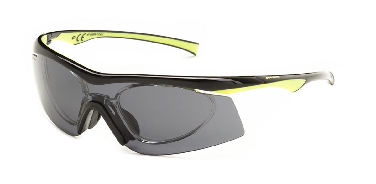 Okulary przeciwsłoneczne z wkładką korekcyjną SOLANO SP 60009 F