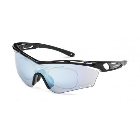 Okulary przeciwsłoneczne z polaryzacją i wkładką korekcyjną SOLANO SP 60018 A