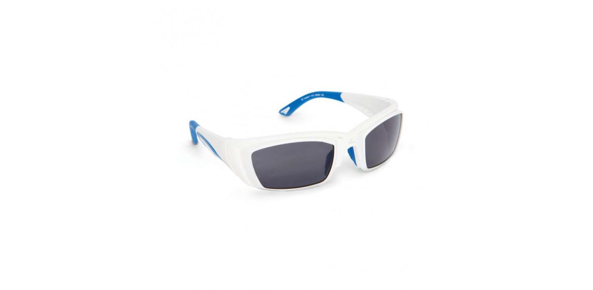 Okulary sportowe z możliwością korekcji LEADER PIT VIPER biały błyszczący/niebieski